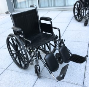 a new manual wheelchair